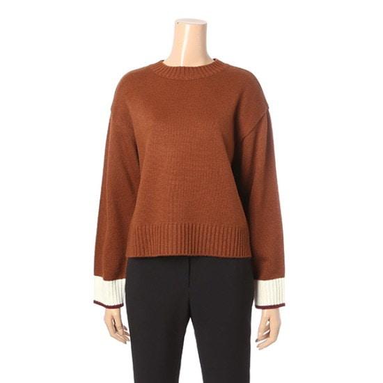 ロエム小売ベセクパクスピットニートRMKA74CRQ6 / ニット/セーター/ニット/韓国ファッション