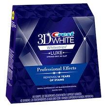 【箱無し大特価】【送料無料】クレスト Crest 3D ホワイトストリップ プロフェッショナルエフェクツ 20回分 Professional Effects 米国製