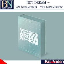 【発売日発送】 [NCT DREAM 当店特典付き] NCT DREAM TOUR 'THE DREAM SHOW Kit Video 韓国音楽チャート反映 ▶1次予約