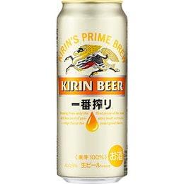 キリン 一番搾り500ML×24 ビール KIRIN Ichiban Shibori