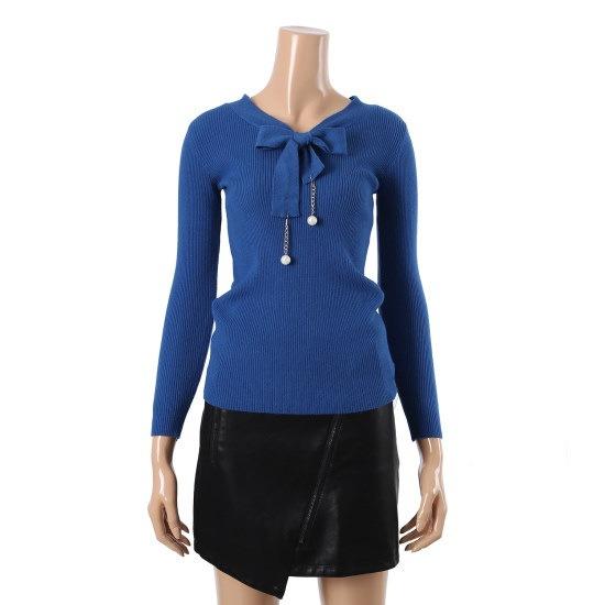 パパイヤ晋州紐の束ティーシャツCNGRTP006D ニット/セーター/韓国ファッション
