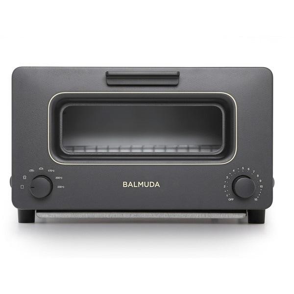 【送料無料】 バルミューダ BALMUDA The Toaster バルミューダ ザ・トースター 1300W ブラック×ゴールド K01E-KG