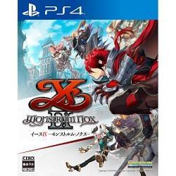 イースIX - Monstrum NOX - 数量限定コレクターズBOX [PS4]