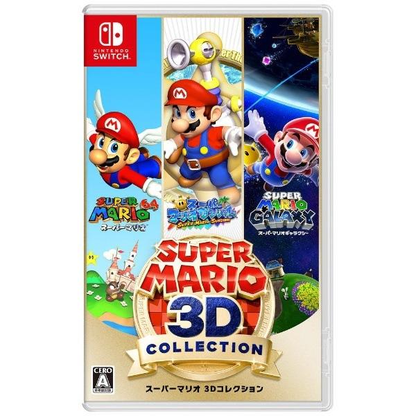 【ゆうパケット配送】新品未開封 Nintendo Switchスーパーマリオ 3Dコレクション4902370546057