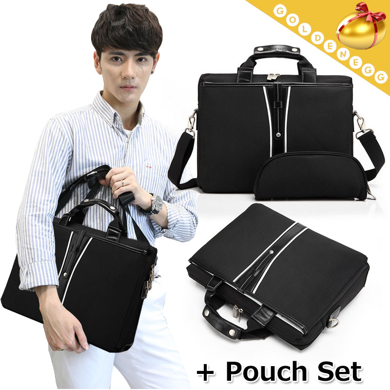 【予約 / 送料無料】Cool Bell-ビジネスメンズバッグ/ノートブックパソコンケース/正式的なメンズハンドバッグ/通勤用鞄/