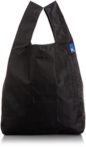 [ルートート] エコバッグ ルーショッパー レギュラー Lip 0267 2021800 BLACK