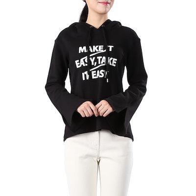 宿かわいいの小売開けたことフードシャツZ164MSM013 プリント/キャラクターシャツ / 韓国ファッション