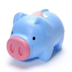 [豚貯金]貯金箱貯金玩具子供の日の誕生日プレゼントの男の子と女の子hildren韓国