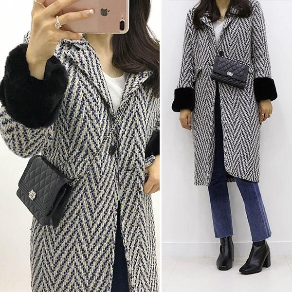625★韓国ファッション★、無料配送★1color/コート