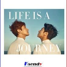 予約 / 東方神起 / TVXQ /  LIFE IS A JOURNEY / フォトブック+メイキングDVD+ポストカード3枚+折りたたみポスター / 韓国版