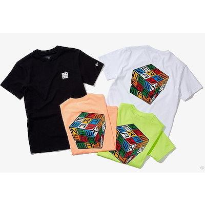 [AK公式ストア][NEWERA] 2019ルービックキューブ半袖Tシャツ4種