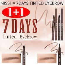 [MISSHA/ミシャ]★1+1★セブンデイズティンティッドアイブロウ★7DAYS Tinted Eyebrow  /送料無料