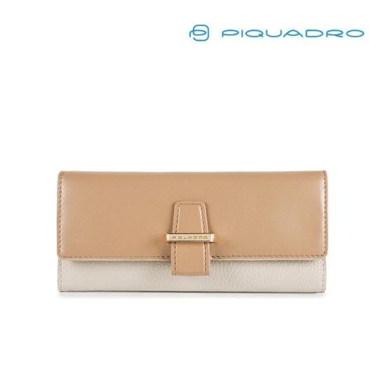[ピクヮドロー]公式輸入元・テムズ・女性ジャン財布PQ-PD3211S90 財布/レディース財布/ベルト/財布/韓国ファッション