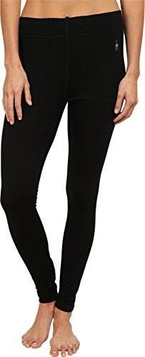 Smartwool Womens NTS Micro 150 Bottoms Black Pants XL X 29.5