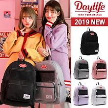 【人気商品再入荷】[Day Life] 2019年 NEW !! Layer Plus  Backpack ♬リュックSNSで人気♥