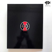 SM Town SUM EXO the 5th Album [DONT MESS UP MY TEMPO] Official Photocard Binder