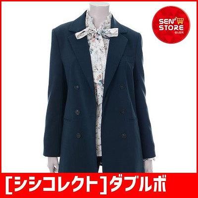 [シシコレクト]ダブルボタンイルジャピッジャケット(C173MSF009) /テーラードジャケット/ 韓国ファッション