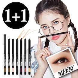 ◆MERZY◆ 1+1 The First Gel Eyeliner ザ ファスト ジェル アイライナー (10 colors) 驚くほど落ちない 韓国のアイライナーNO.1! くちコミで販売10万突