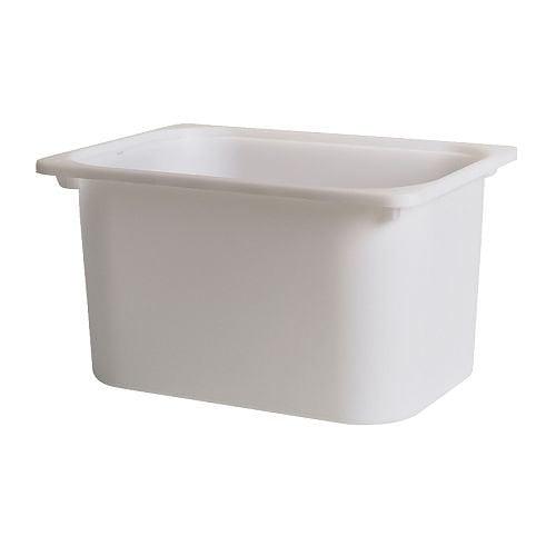●IKEA購入代行●【大人気】イケア TROFAST 収納ボックス (42x30x23 cm)カラー選択[デボラIKEA]同梱不可