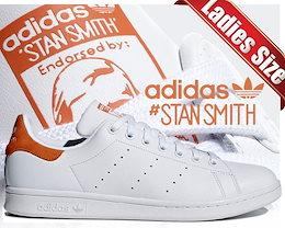 【アディダス スタンスミス レディース】adidas STAN SMITH ftwht/ftwht-traora【スニーカー ウ