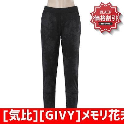 [気比][GIVY]メモリ花デニムのG7WA8D5-99 /パンツ/面パンツ/韓国ファッション
