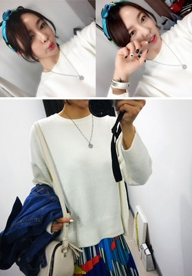 [lagirl]그리핀-knit