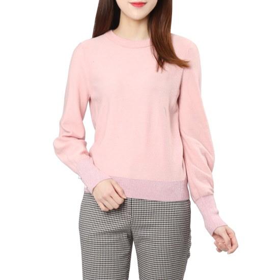 オンエンオンシンプルパステルUニートNK8SP552 / ニット/セーター/ニット/韓国ファッション