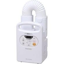 アイリスオーヤマ 布団乾燥機 カラリエ マットなし パールホワイト FK-C2-WP