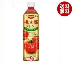 デルモンテ 食塩無添加トマトジュース 桃太郎ブレンド 900g ×12本