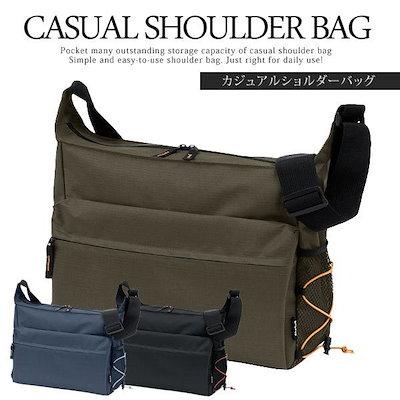 ショルダーバック メンズ レディース カジュアル 斜めがけ 鞄 カバン かばん 肩掛けバッグ bag 肩掛け