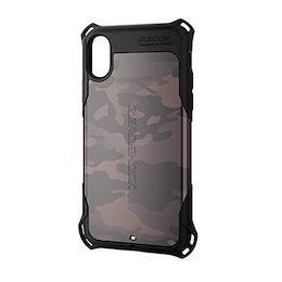 af245c64ce エレコム iPhone X ケース カバー 衝撃吸収 【 落下時の衝撃から本体を守る
