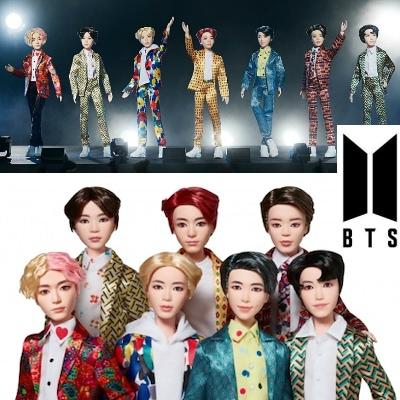 ★【BTS 正規品】 ★BTS コア ファッションドール★