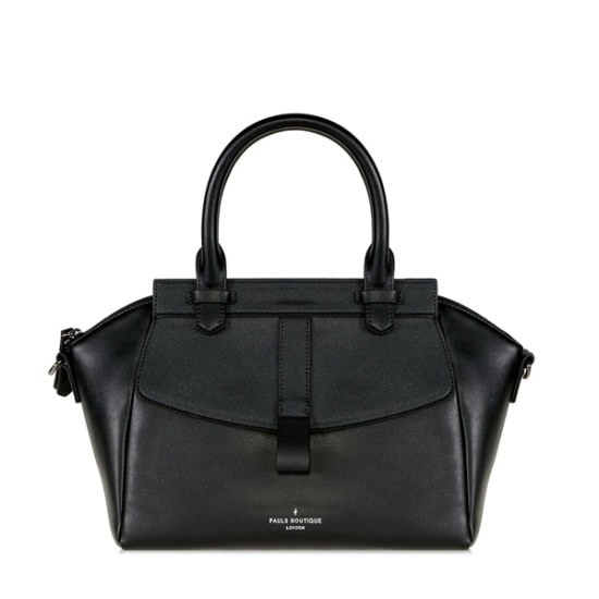 セントポールズ・ブティック雑貨・パイパー百検定PG3WHAQR010BLK トートバッグ / 韓国ファッション / Tote bags