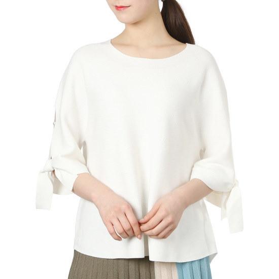 ナイスクルラプフェミニンなニートN172KSK017 ニット/セーター/韓国ファッション