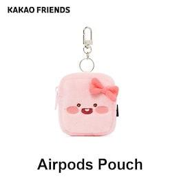 ★ kakao friends ★ Airpods Pouch apeach / エアポッド ポーチ