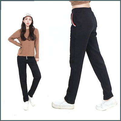 [Hスタイル](SJ)3回スリム・パンツ/ビッグサイズ/男女共用/トレーニング /トレーニング下/ スウェットパンツ/韓国ファッション