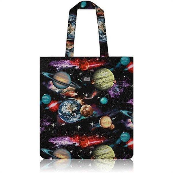 [韓国直送] nother Space Solar System Flat Tote Bag /ナドスペースフラットトートバッグ