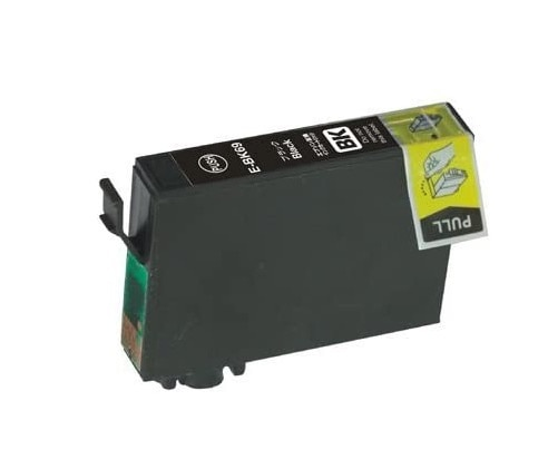 【 ICチップ付 単品 】 EPSON ICBK69 黒インク 汎用 インクカートリッジ PX-105 PX-405A PX-435A 等 対応 ブラック