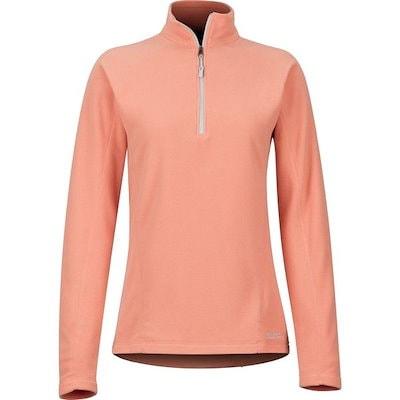 マーモット レディース シャツ トップス Womens Rocklin 1/2 Zip Shirt