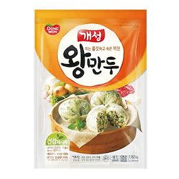 【冷凍】『東遠』開城 王餃子ワンマンドゥ (350g・5個入り) ギョーザ 肉餃子 餃子 冷凍食品 加工食品 韓国料理 韓国食品