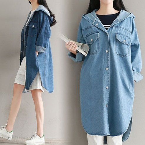 Macy s Aida Hood JP korean fashion style