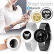 ★TV CM記念感謝セール★Elegant Smartwatch for Women Microwear  X6 メタルバンド スマートウォッチ  アンドロイド4.4スマート腕時計防水1.39インチm