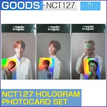 NCT127 HOLOGRAM PHOTOCARD SET / SUM DDP / 1811nct /1次予約/送料無料