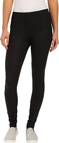 Splendid Womens Coated Leggings Black Pants MD (Womens 6-8) X 28