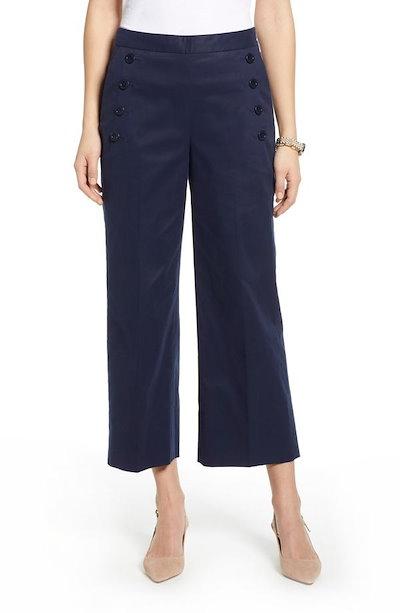 ワンナインオーワン レディース カットソー トップス 1901 Sailor Pants (Regular & Petite)