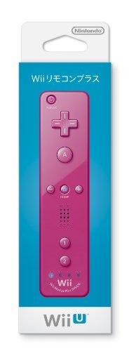 Wiiリモコンプラス(ピンク)(「Wiiリモコンジャケット」同梱)