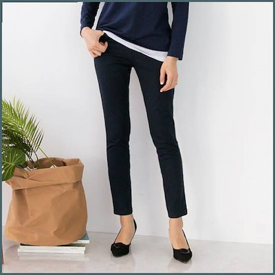 [マダム4060]ママの服、二列スリム・パンツ-XPN902012- /パンツ/デンパンツ/韓国ファッション