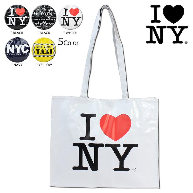 I LOVE NY アイラブニューヨーク トートバッグ レディース