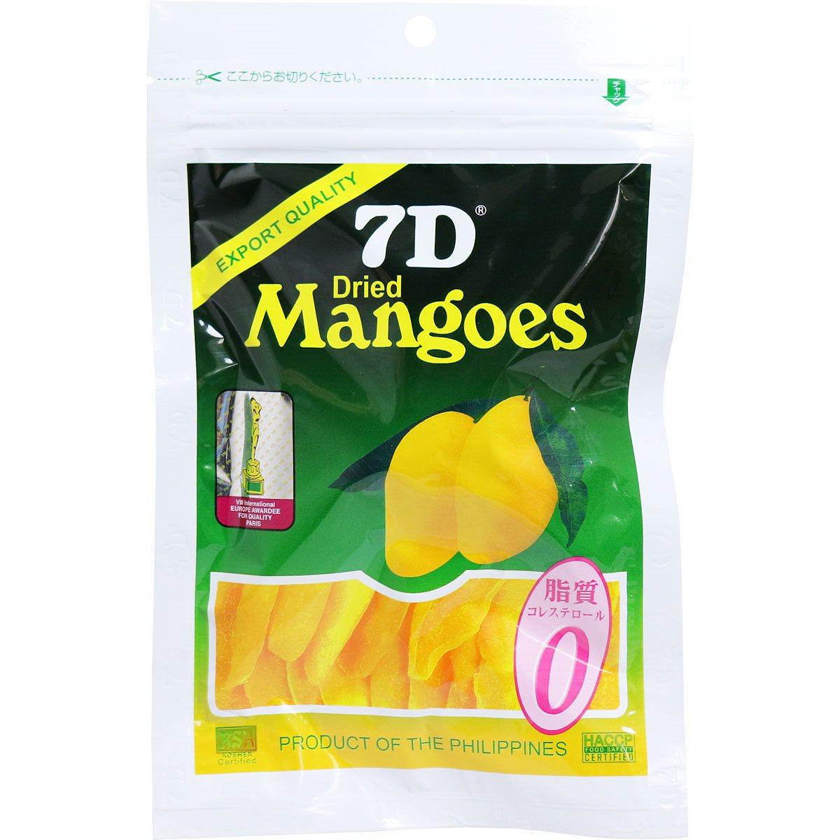 ※7D ドライマンゴー 70g