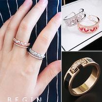 2018新作入荷大人気韓国ファッション指輪登場 超可愛い女の子 結婚式 演奏会 発表会 お誕生日会